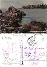 Cartolina d'epoca - DIAMANTE PANORAMA - COSENZA