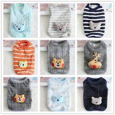 Bundle 9PCS Lot Wholesale Boy Dog Clothes Hoodie Puppy Sweater for Teacup Yorkie