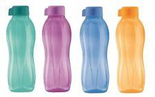 Tupperware EcoEasy Trinkflasche Eco 750ml Ökoflasche Blau, Gelb, Türkis, Lila