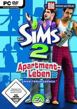 Die Sims 2: Apartment-Leben (PC, 2009, DVD-Box)     -Sammlerstück-