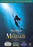 DVD: The Little Mermaid Trilogy (The Little Mermaid/The Little Mermaid II: Retur