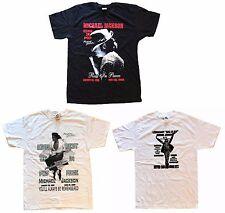 Men's T-shirt Michael Jackson King of Pop Singer T Shirts