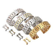 Cinturini per orologi Acciaio Inox , Curvo +dritto 18mm-22mm