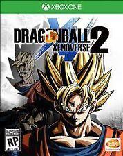 Dragon Ball Xenoverse 2 USED SEALED (Microsoft Xbox One, 2016)