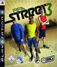 FIFA Street 3 (Sony PlayStation 3, 2008) (H) 10618