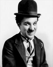 Charlie Chaplin Portrait Movie Poster Toile Wall Art Print Film Acteur de comédie