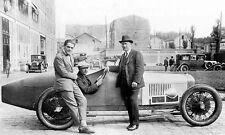 1923 Delage V12 LCV Grand Prix Car Introduction - Photo Poster
