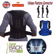 Posture Corrector Back Brace Support Belts for Upper Back Pain Relief Adjustable
