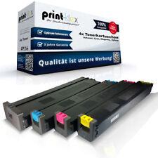 4 CARTUCCE TONER COMPATIBILI PER SHARP MX51 SOSTITUZIONE colore Set xl-drucker
