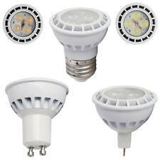 E26 E27 MR16 GU10 Dimmable LED Spotlight Bulb SMD 3030 9W Ultra Bright Lamp SC89