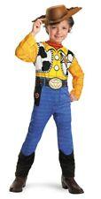 BOYS DISNEY TOY STORY WOODY COWBOY COSTUME DRESS DG5231