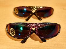 Gafas de sol, retro-style, Sunshine .100% protección ultravioleta (hasta 400 nm), plástico