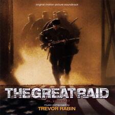 The Great Raid - Original Soundtrack [2005]   Trevor Rabin   CD