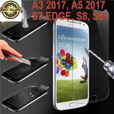 Vitre VERRE Trempé Samsung S7 EDGE,S8,S8PLUS,A3,A5 2017 PROTECTION SAMSUNG