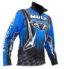 New Youth Wulfsport Trials Jersey Beta Sherco Montesa Oset Kids Shirt Ossa Txt