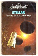 DEL REY JUDY-LINN STELLAR LONGANESI 1977 FANTAPOCKET 14 I° EDIZ