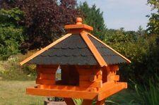 Mangeoire Nichoir avec bitumenschindeln différentes couleurs de toit V20