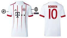 Trikot Adidas FC Bayern 2017-2018 Third - Robben 10 [164-XXL] Champions League