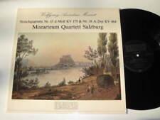 LP/MOZARTEUM QUARTETT SALZBURG/STREICHQUARTETT 13+18