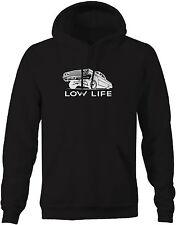 Sweatshirt -Low Life Chevy Hydraulics Suspension Low Rider Pumps