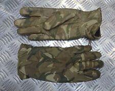 Genuine British Military MTP Multicam Leather Combat Gloves MK2 MVP Odd Shades
