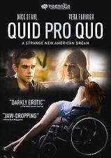 Quid Pro Quo (DVD, 2008) - Nick R. STAHL, Vera Farmiga - New Sealed
