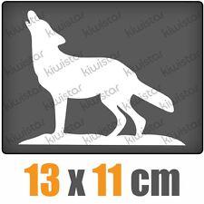 Wolf csf0493 13 x 11 cm JDM  Sticker Aufkleber