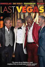 Last Vegas Dvd  DVD NEW