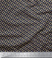 Soimoi Fabric Diamond Geometric Print Sewing Fabric Meter-GMD-553G