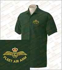 Fleet air arm brodé polo shirts
