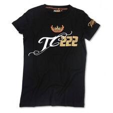 NEUF Official TONY CAIROLI 222 pour femme noir T-shirt - 3224 04