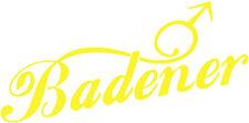 Aplicación de Coche 25 Cm Pegatinas Decorativas 7 Farben Baden AP3991