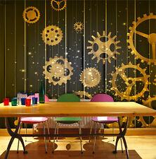 3D Ruota 414 Parete Murale Foto Carta da parati immagine sfondo muro stampa