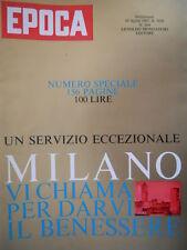 Epoca 604 1962 Diario di papa Giovanni XXIII.Il Barocco in Italia.Mastroianni