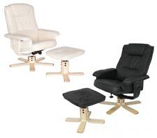 FineBuy RELAX TV Fauteuil design chaise longue concerne similicuir rotatif X-XL