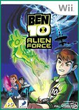 Ben 10-Forza Aliena (Nintendo Wii, 2009) - versione Europea
