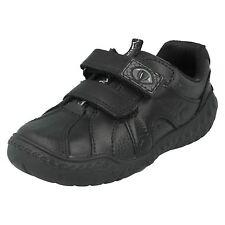 SALE Clarks Stomp Roar Boys Extra Wide H Fitting School Shoes