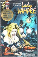 Lady Vampre: Pleasures of the Flesh #1 - signed by B. Schoengood & ?? [w/cert]