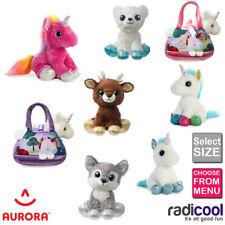 Aurora Sparkle Tales All Sizes Plush Cuddly Soft Fantasy Toy Teddy Children Gift