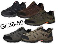 Herren Winterschuhe Neu Wildleder-Optik Winter Boots Schuhe Halbschuhe @2682xC
