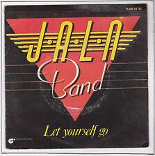J.A.L.N. BAND Vinyle 45T 7 SP LET YOURSELF GO F Reduit