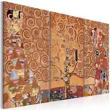 WANDBILD BILDER XXL Gustav Klimt - Tree of Life - VLIES LEINWAND BILD ! 54