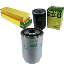 MANN-Filter Inspektions Set Ölfilter Luftfilter Kraftstofffilter MOLK-9684439