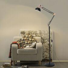 LED Floor Lamp Reading Light Standing Adjustable Gooseneck Home Office Desk Hot