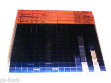 Microfich Ersatzteilkatalog Hyundai S - Coupé Stand 07/1992