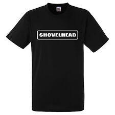 Shovelhead T Shirt Biker Gang style drôle