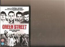 GREEN STREET DVD RATED 18 FOOTBALL HOOLIGANS VIOLENT ELIJAH WOOD