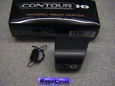 "Contour Contourhd Plus Universal Mount Adapter Slider Saddle 1/4""-20 thread Clip"