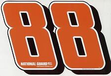 "2012 DALE EARNHARDT JR ""NATIONAL GUARD"" #88 NASCAR SPRINT CUP SERIES POSTCARD"