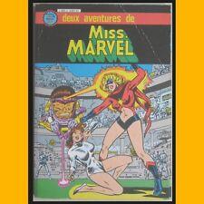 Miss Marvel 2 aventures CAUCHEMARD L'OISEAU DE LA MORT